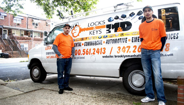 Locksmiths in New York City